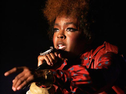 Lauryn Hill - Wingate Park