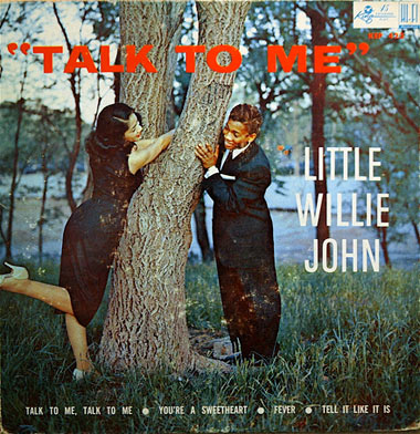 Little Willie John - Talk to Me album cover
