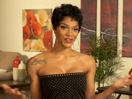 "Joseline, Love and Hip Hop Atlanta: ""I Have Drama with Everybody"""