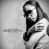 Mae Day Cherish the Day album cover