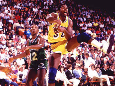 magic johnson pass - photo #8