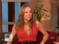 Mariah Carey on Ellen