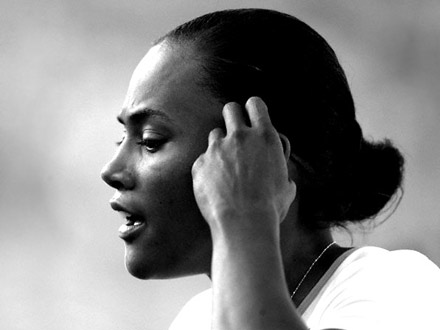 Marion Jones - I used steroids