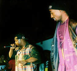 Mc Breed and 2pac