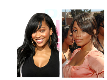 Meagan Good - Lauren London
