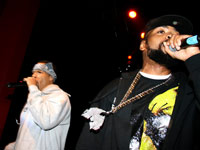 Method Man and Redman perform at London's Shepherds Bush Empire - 1Xtra