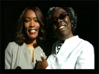 Angela Bassett and Voletta Wallace - Notorious