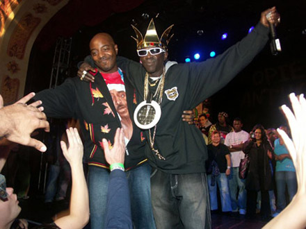 Flavor Flav - The Opie and Anthony Haloweeen Party