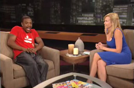 Ray-J holds it down on Chelsea lately