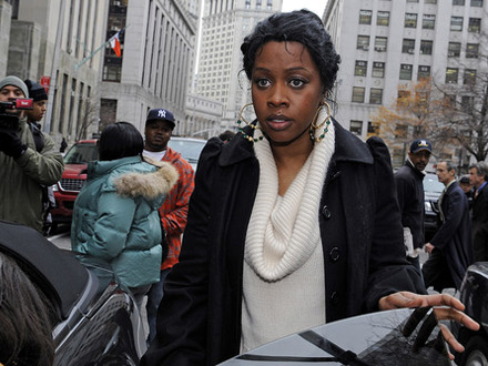 Remy Ma goes to court