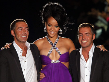 Rihanna Fashion House Dsquared2