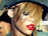 Rihanna in Hard Hat.. Hard Video