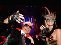 Roberto Cavalli Halloween Party