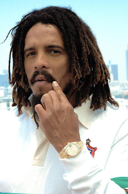 Rohan Marley Lauryn Hill Impregnate...