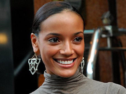 Selita Ebanks All Smiles