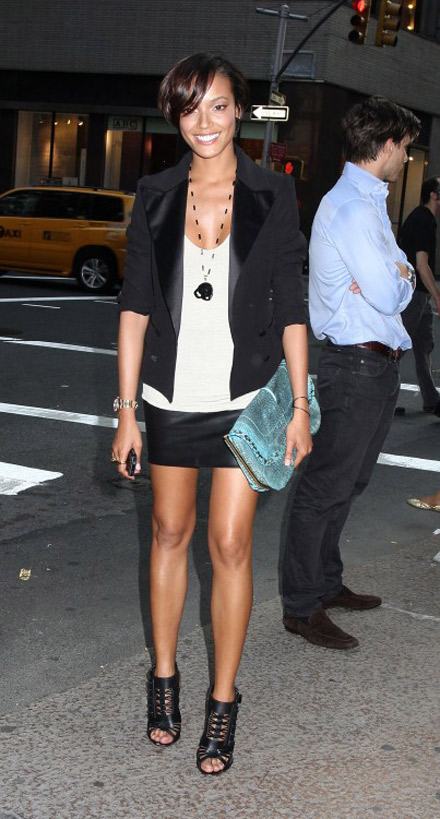 Selita Ebanks at The Wackness premiere