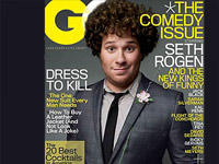 Seth Rogen GQ's Comedy Issue