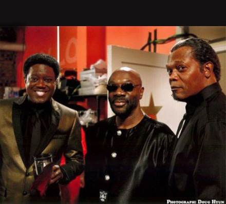 Soul Men - Bernie Mac, Isaac Hayes, and Samuel Jackson