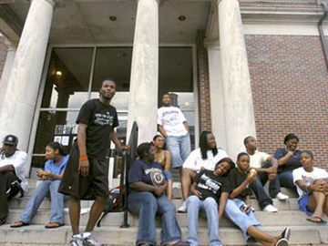 Stillman College Students