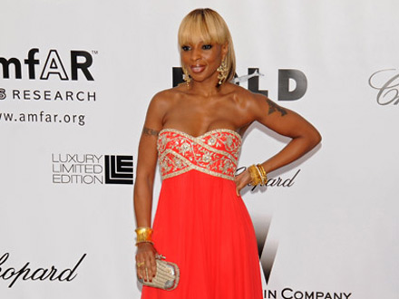 mary j blige dresses. Mary J. Blige is this week#39;s