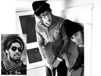 The Black Keys and Danger Mouse