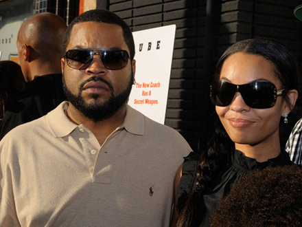 The Longshots movie premiere - Ice Cube and wife Kimberly