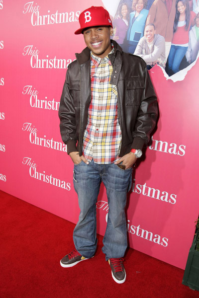 this christmas movie chris brown wwwpixsharkcom
