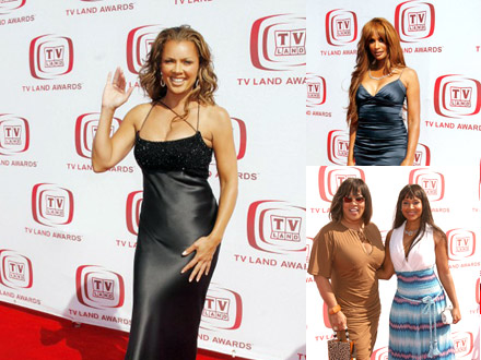 TV Land Award Fashions - Lisa Raye, Vanessa Williams, Beverly Johnson