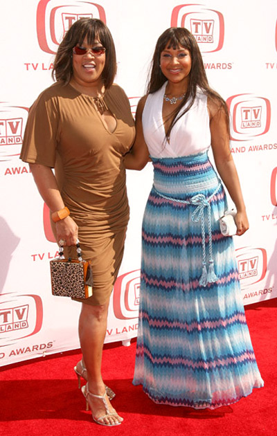 Lisa Raye at the TV Land Awards