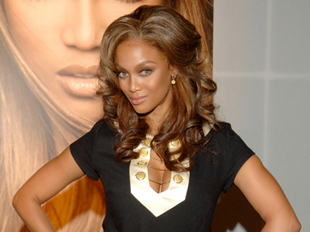 tyra banks modeling pics. Tyra Banks Reveals Contestants