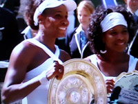 Venus Williams wins 2008 Wimbledon