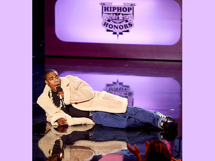 VH1 Hip Hop Honors Tracy Morgan