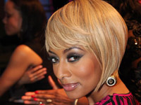Keri Hilson at the 3rd annual Ween awards