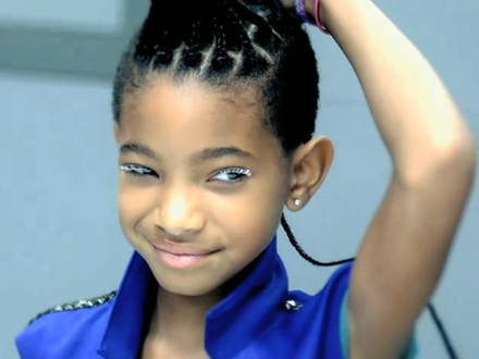 Willow Smith Whip My Hair video