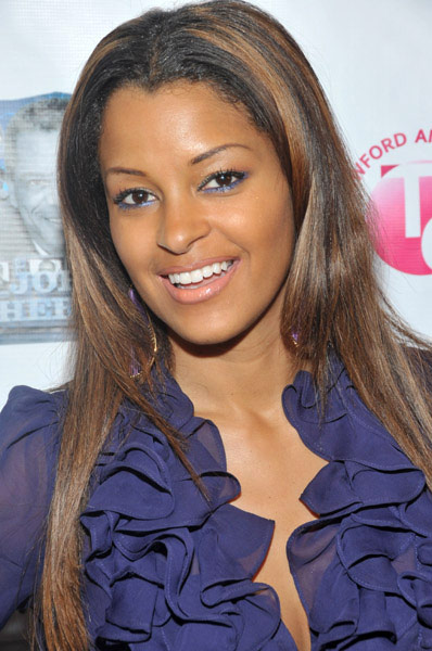 Claudia Jordan at TV One's John Witherspoon Roast and Toast