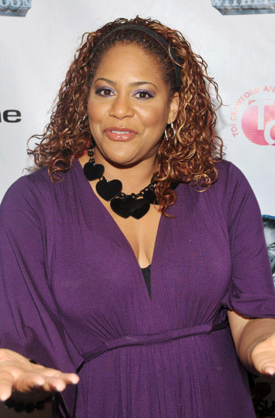 Kim Coles at TV One's John Witherspoon Roast and Toast
